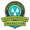 Moisture Intrusion Certified